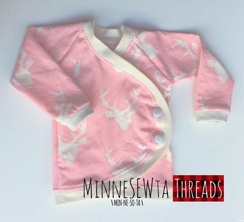 "Cross My Heart Cardigan ""Bringing Home Baby"" Series PDF"