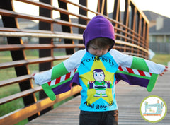 MEGAMax Raglan (EARS, WINGS, TAILS & MORE!) PDF sewing pattern.