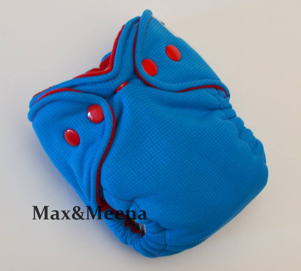 Max & Meena Diaper Pattern SEWING PDF