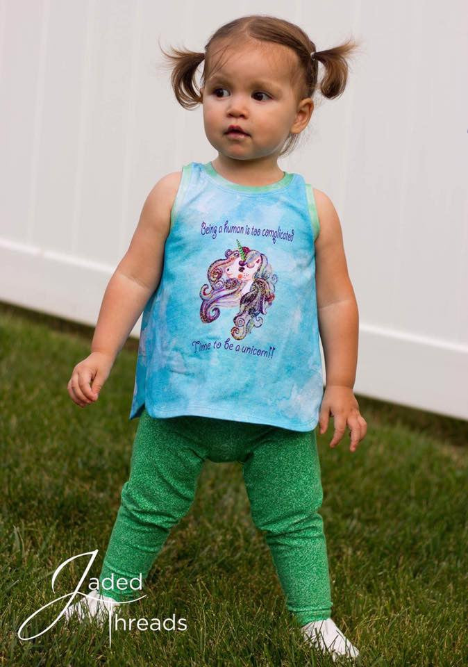 Bitty Breeze Top- Girls SEWING PDF