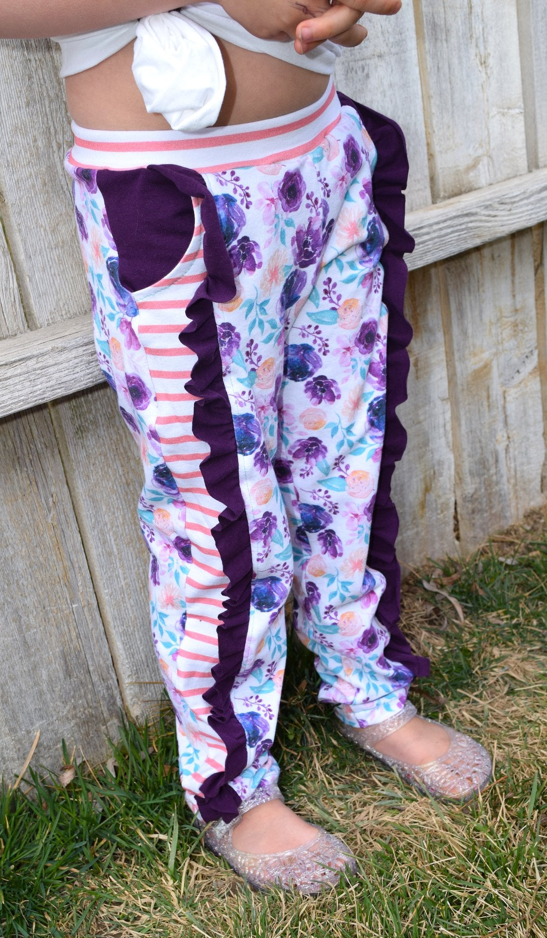 Snazzy Pants PDF SEWING PATTERN