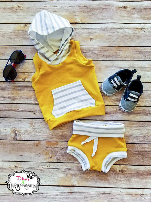 Sunshine Suit Sewing Bundle SEWING PDF PATTERN