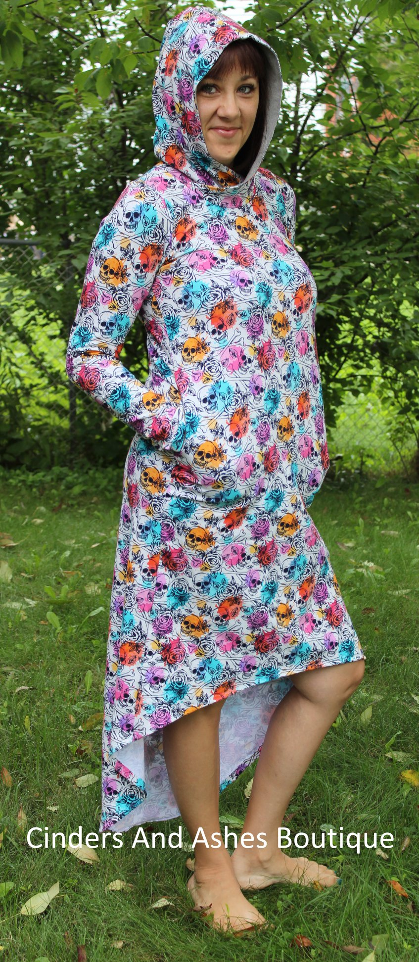 Adult Hilo Tunic Dress PDF Sewing pattern (A0 file included)