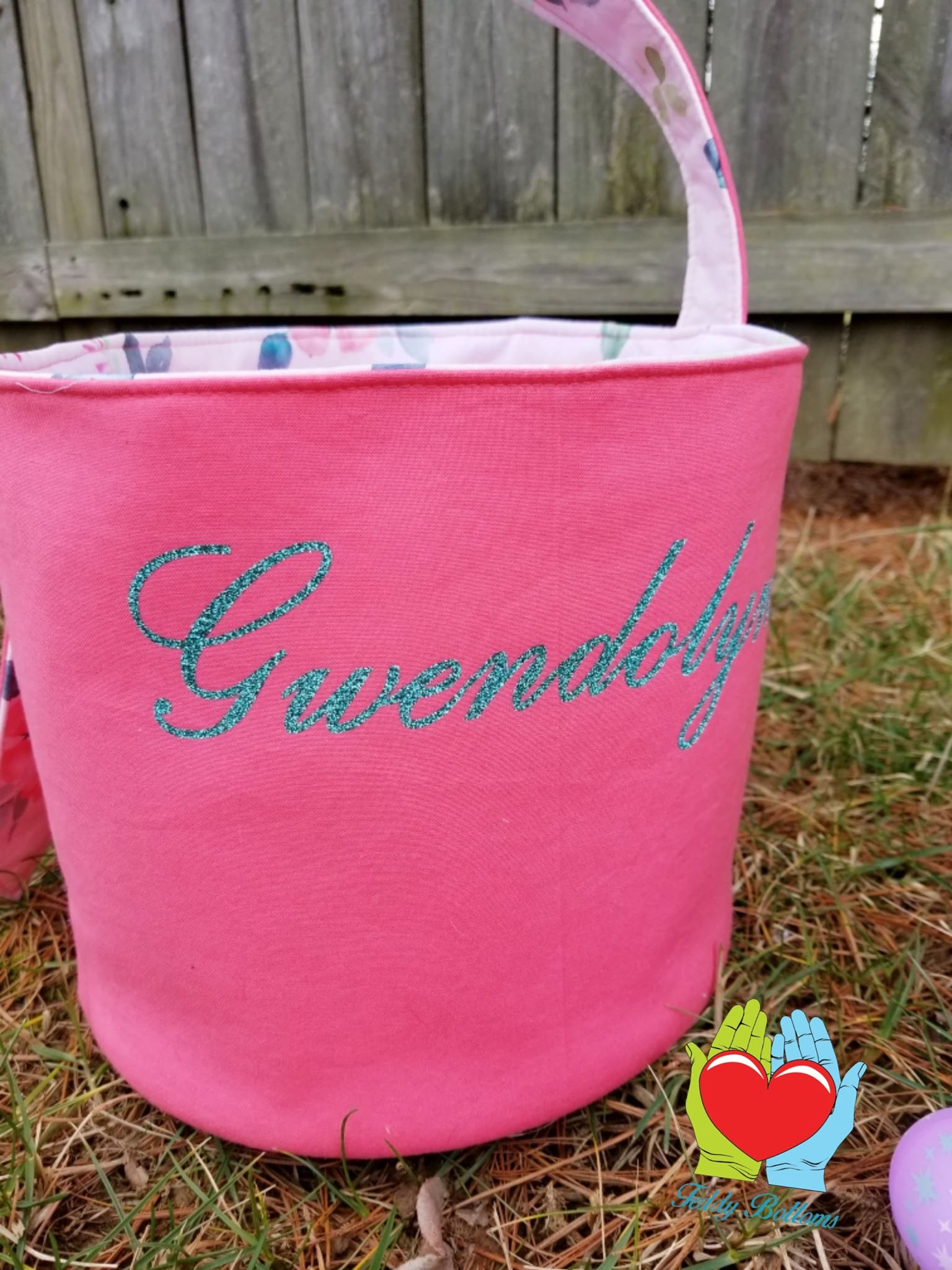 Buckets of Love SEWING PDF PATTERN