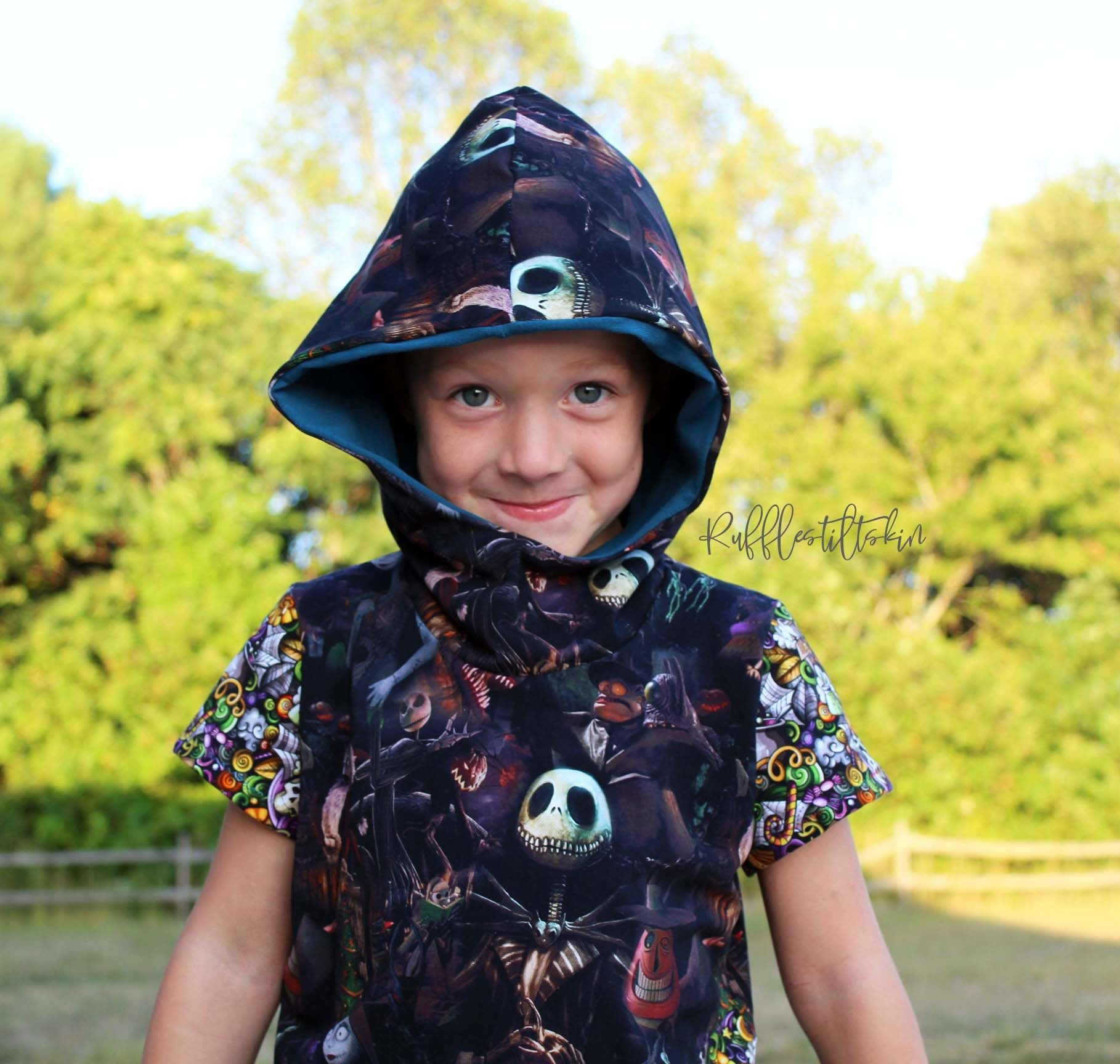 THE Hoodie -Grow with Me Hoodie- PDF SEWING PATTERN