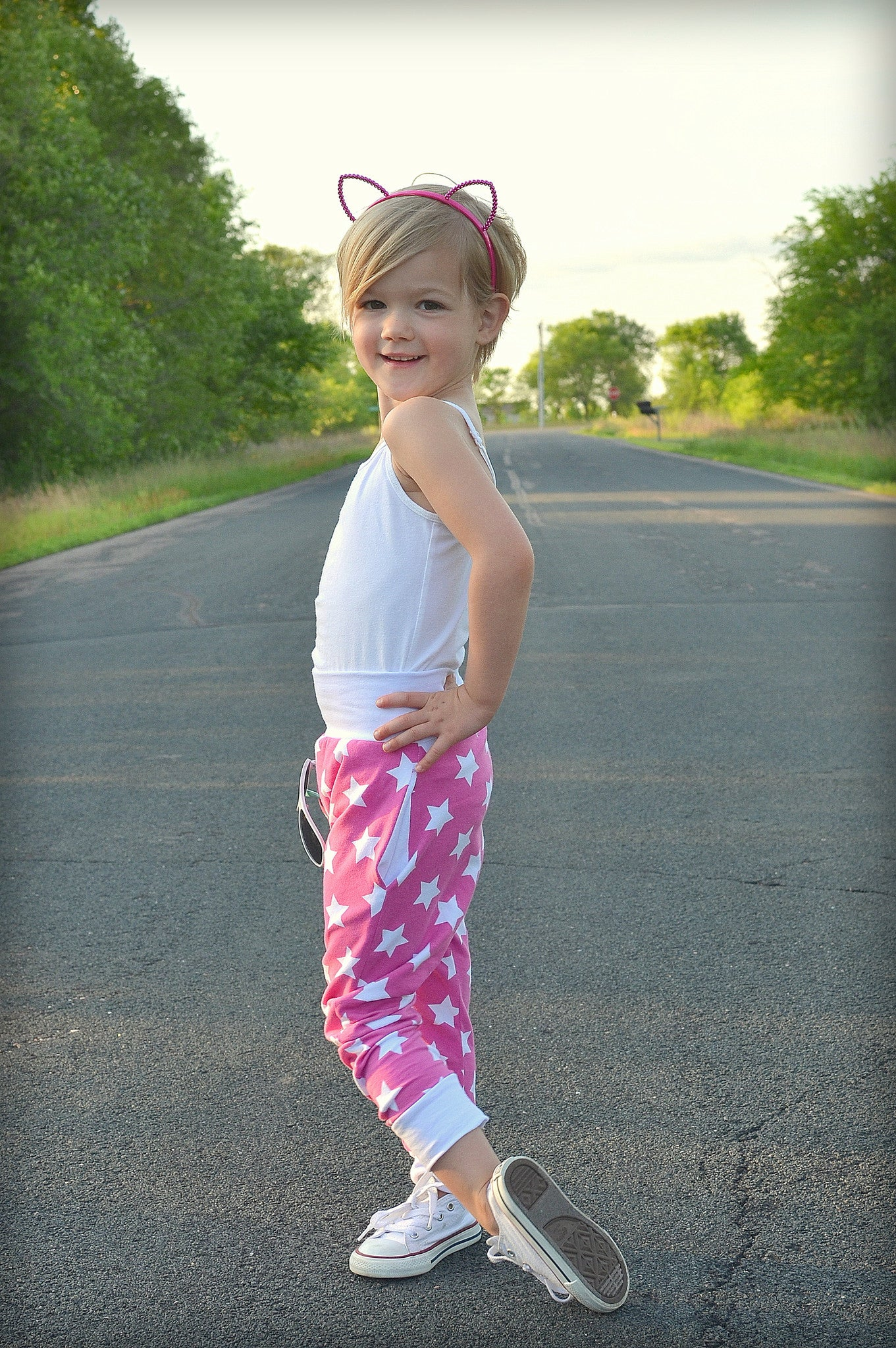 Parachute Pants SEWING PDF PATTERN