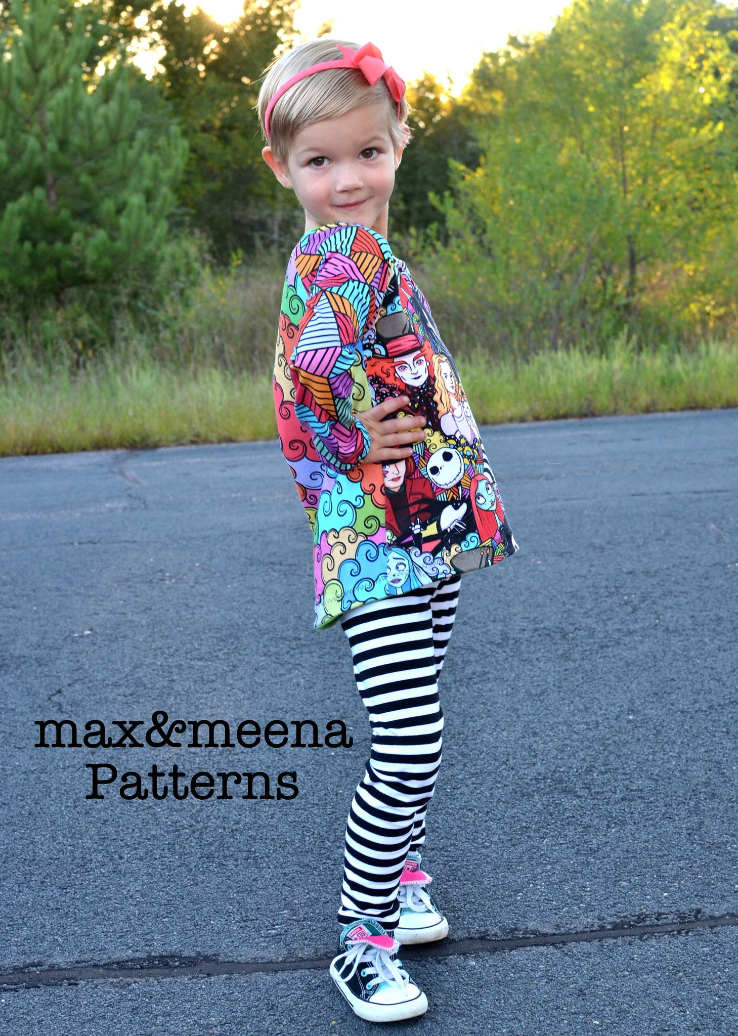 Mixed Media Trio SEWING PDF PATTERN