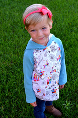 Max Raglan PDF SEWING PATTERN (Ears/wings/tails are not included in this pattern)