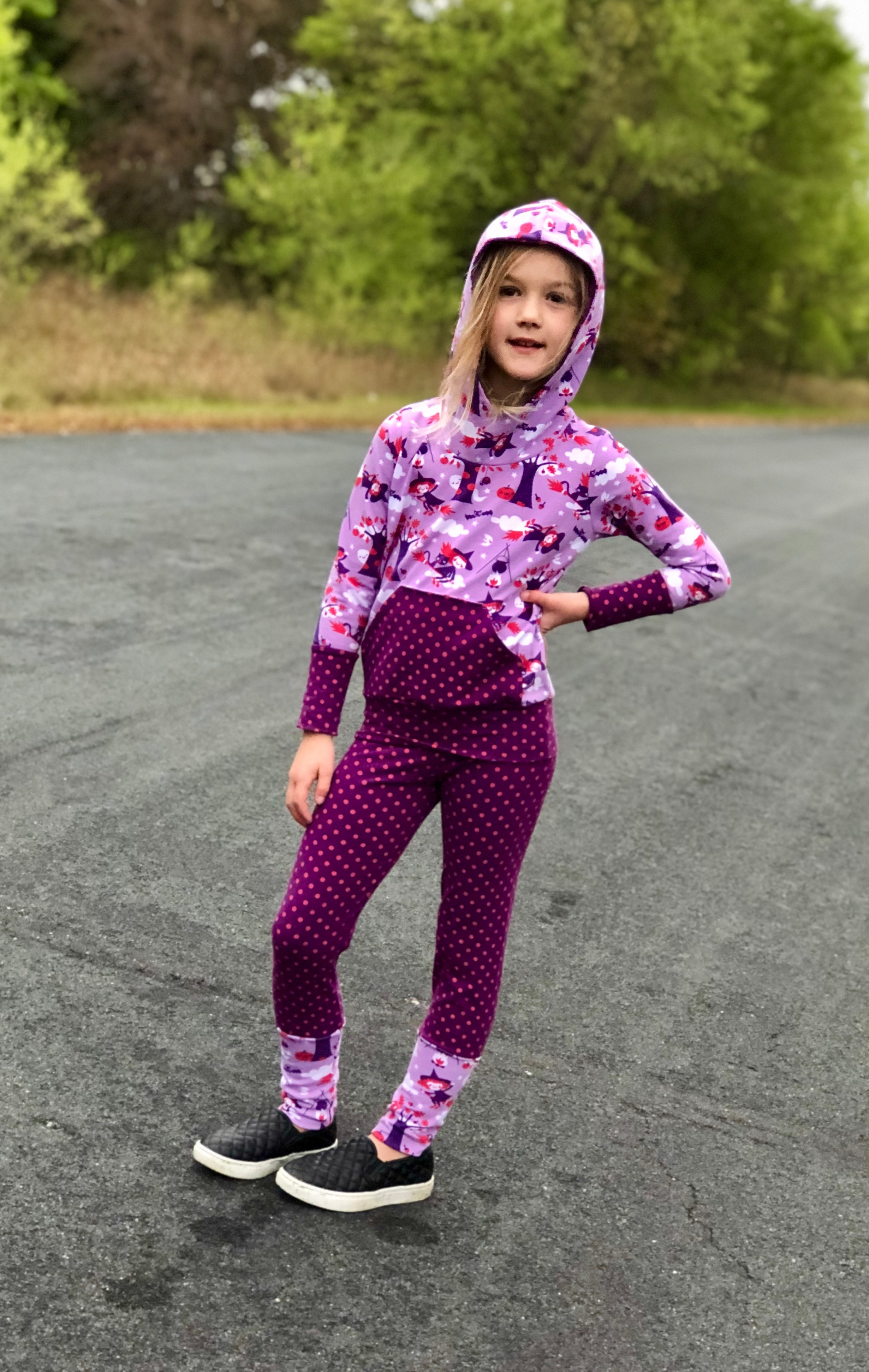 THE Joggers -Grow with Me Joggers- PDF SEWING PATTERN