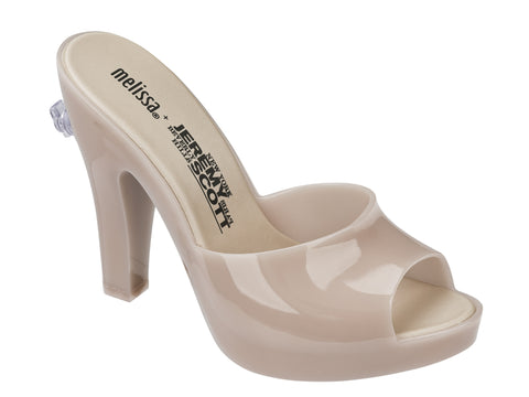 Melissa Inflatable Mule+Jeremy Scott - Bege