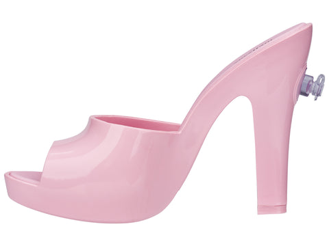 Melissa Inflatable Mule+Jeremy Scott - Rosa