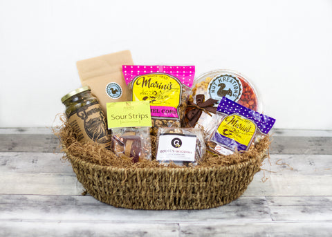 Game Time Snack Pack Gift Basket