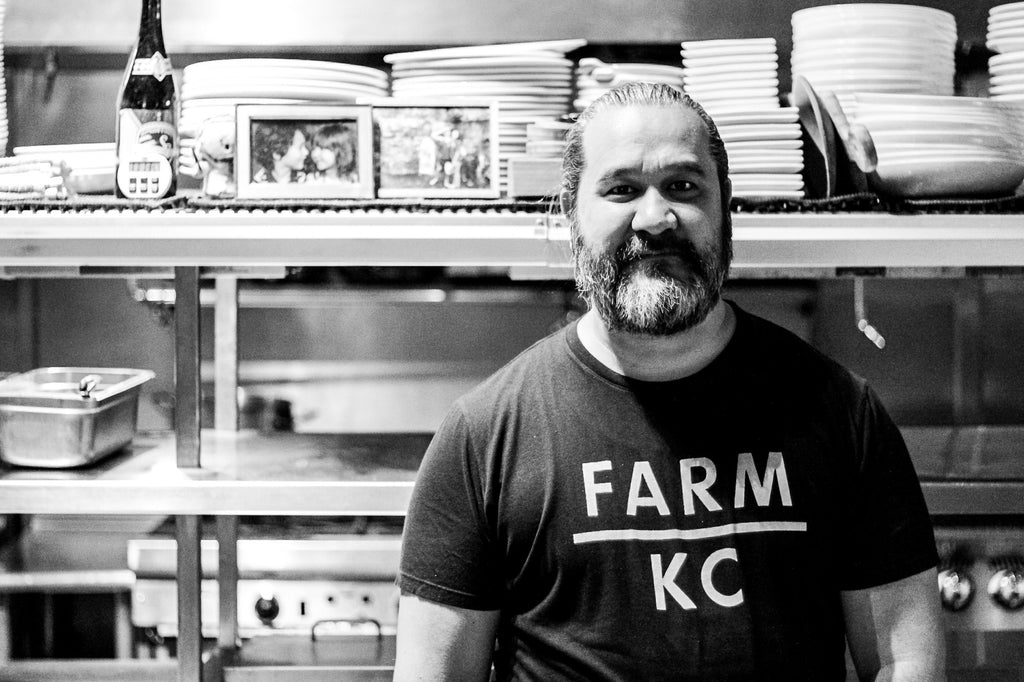 Five Questions With Chef Howard Hanna