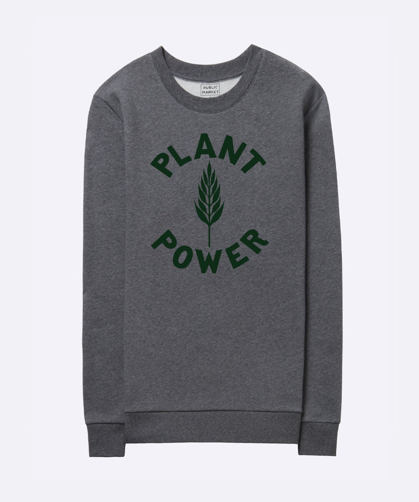 Plant Power Eco Sweatshirt