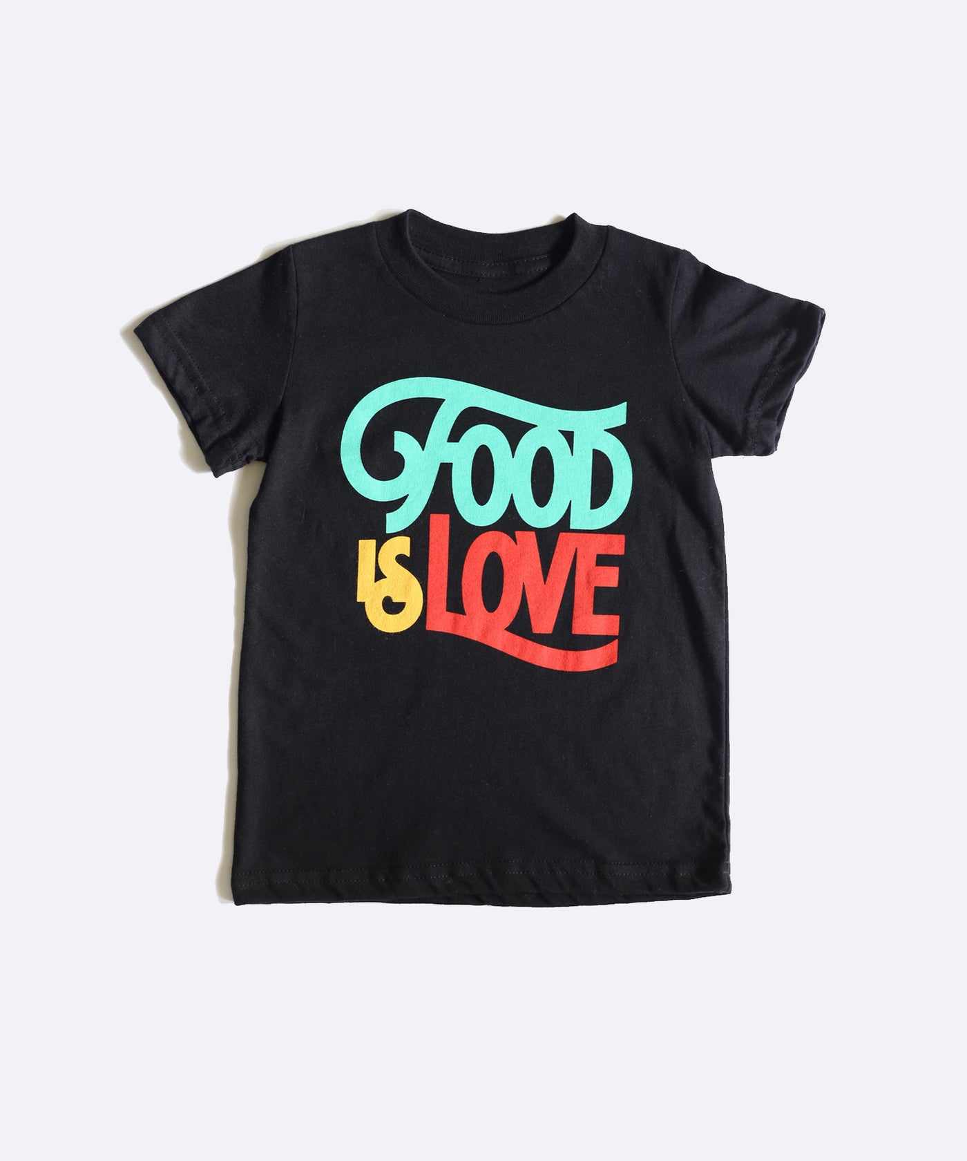 Kids Food Is Love T-Shirt