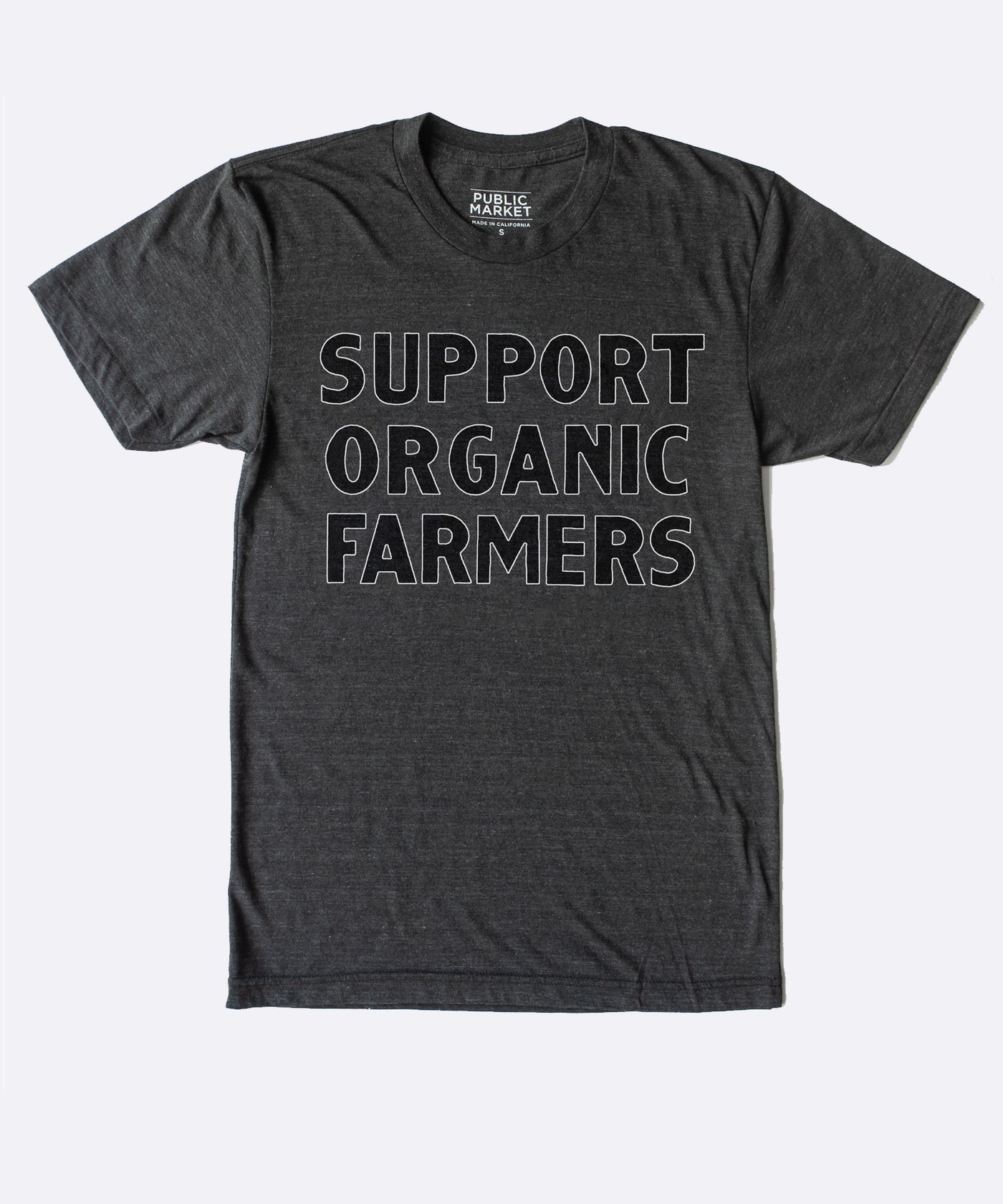 Support Organic Farmers T-Shirt