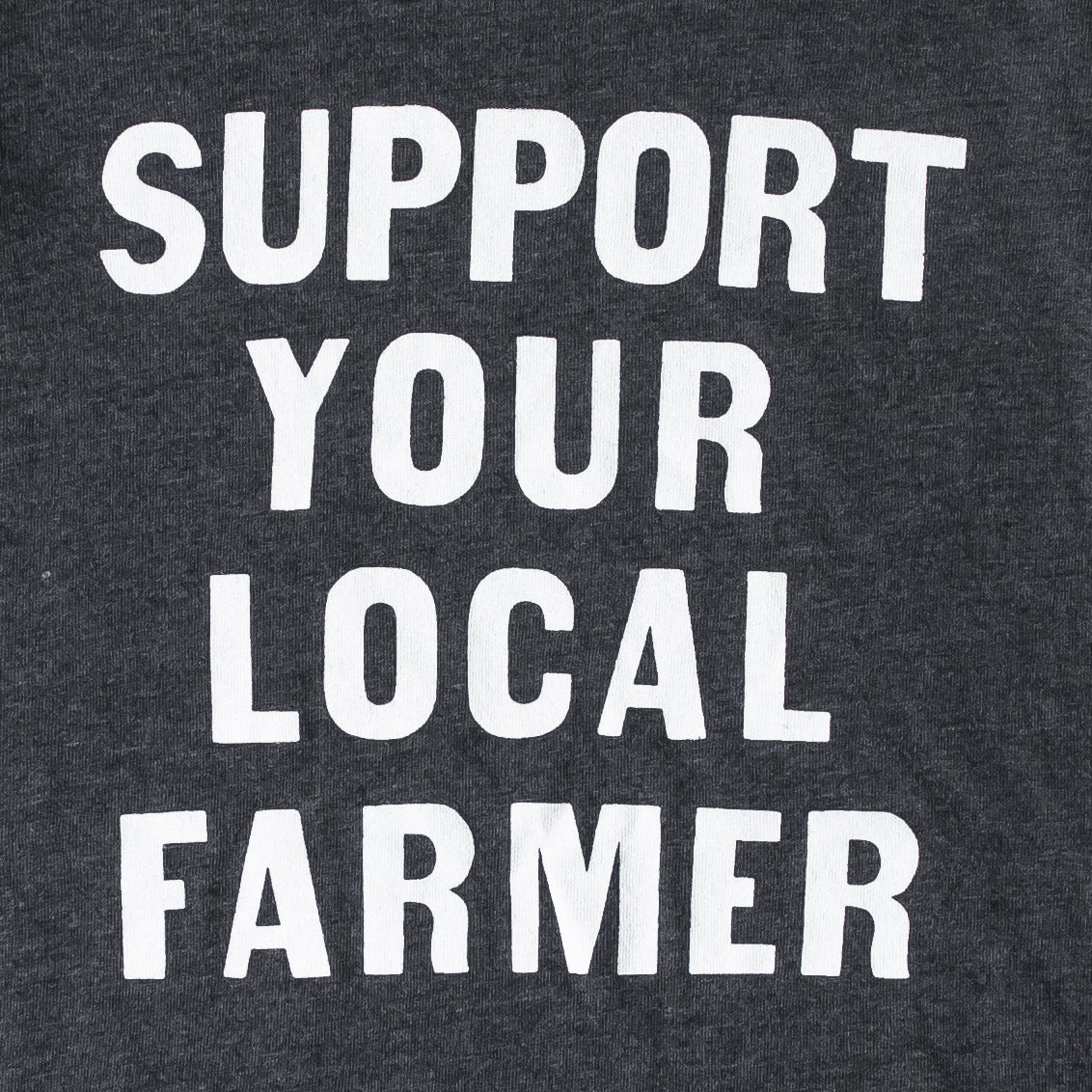 Kids Support Your Local Farmer T-Shirt