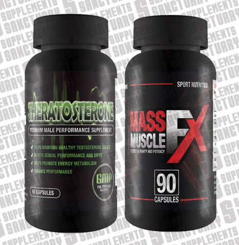 Theratosterone & Mass Muscle FX