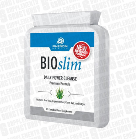 BIOSLIM DAILY POWER CLEANSE