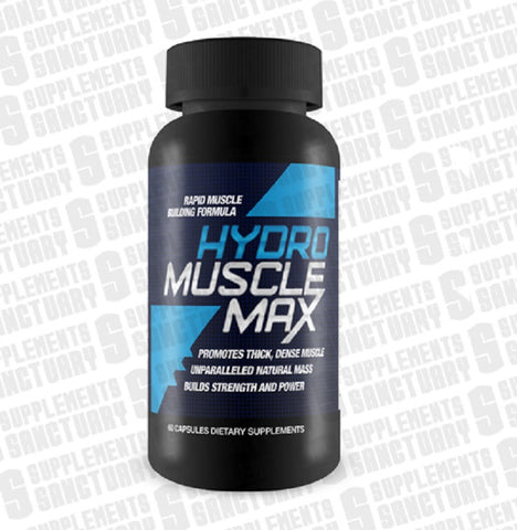 Hydro muscle max 60 capsules, bodybuilding,training,fitness,dietary supplement