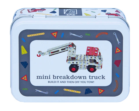 Gift in a Tin - Breakdown Truck