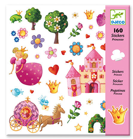 Djeco Stickers - Princess Marguerite