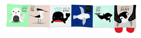 Pitter Patter Penguin - Baby's First Soft Book