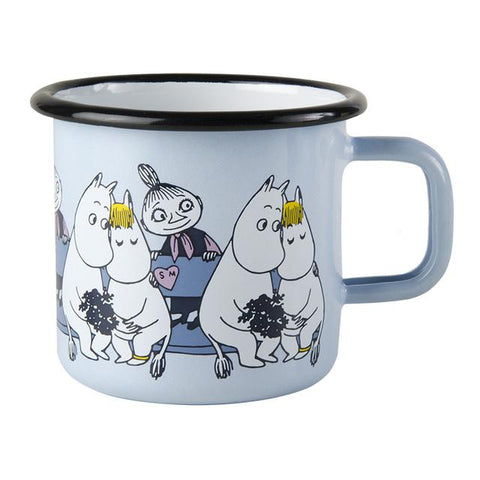 Moomin Friends Moomintroll Mug 3.7 dl