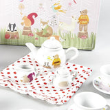 Tea Set 14pc Woodland Animals