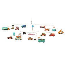Djeco Mobile -  Traffic