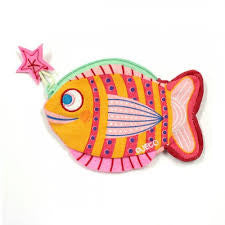 Djeco Purse - Tropical Fish