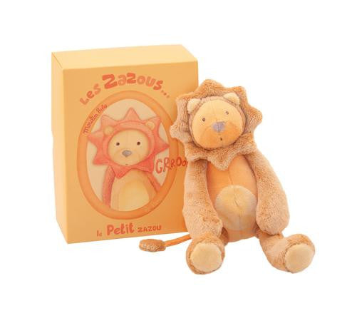 Moulin Roty Small Lion Soft Toy