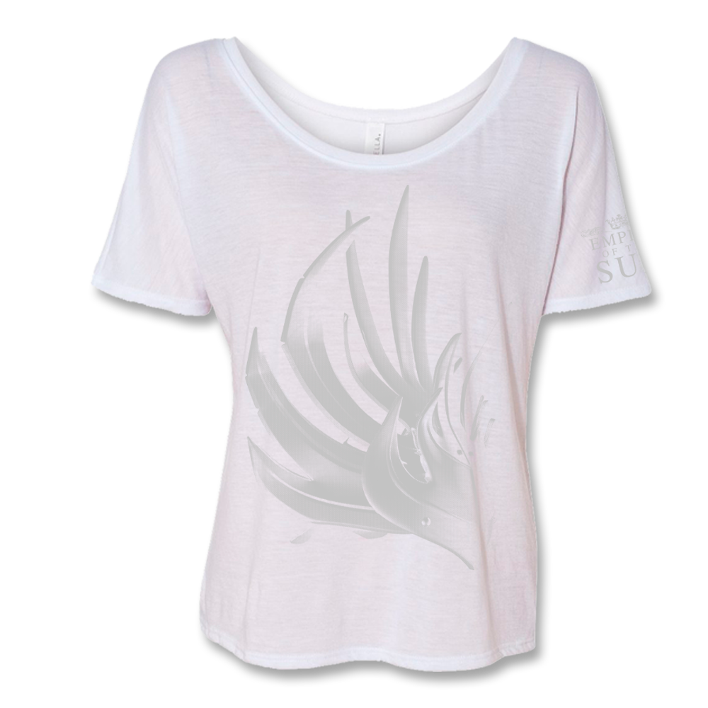 Official Empire Of The Sun Women's Foil Crown Tee | Empire of the Sun