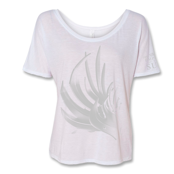 Women's Foil Crown Tee
