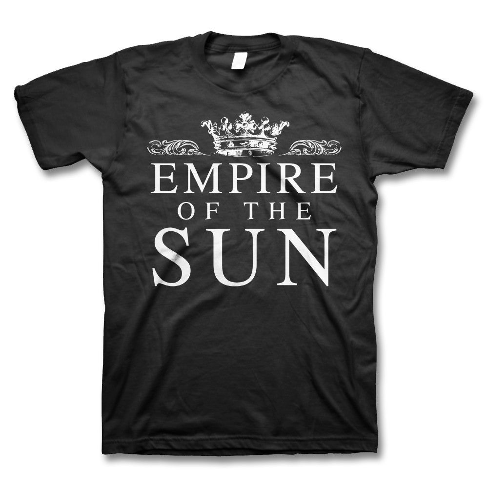Official Empire Of The Sun Crown Logo T-Shirt | Featured | Empire of the Sun