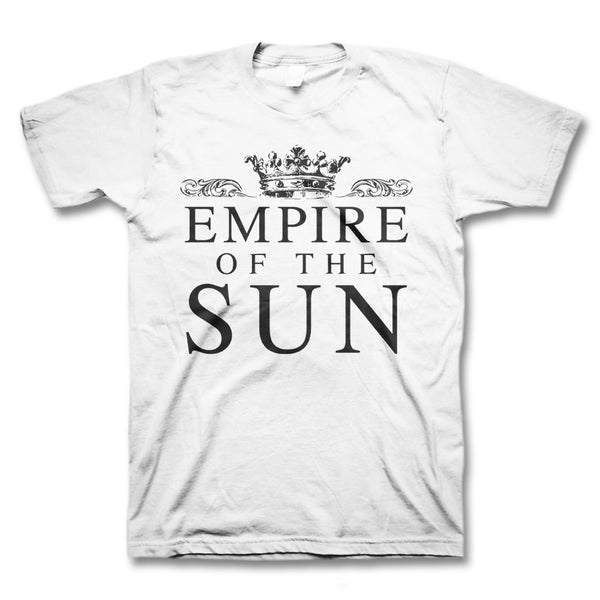 ee9ececb4 Official Empire Of The Sun Crown Logo T-Shirt
