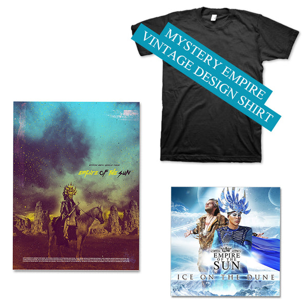 Ice On the Dune Bundle
