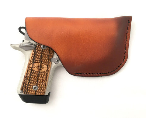 Leather Pocket Holsters