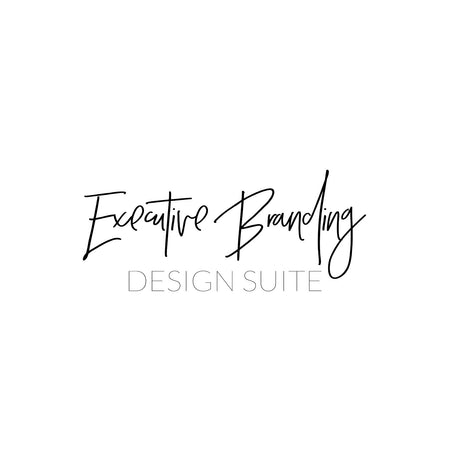 Executive Branding Design Suite