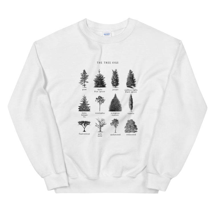 The Tree Oils Sweatshirt