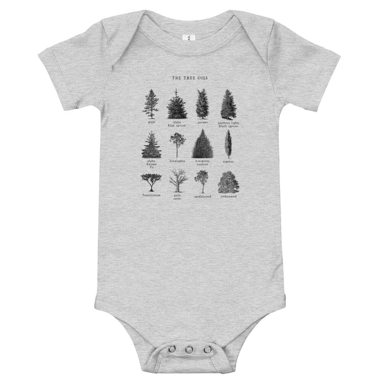 Tree Oils Onesie
