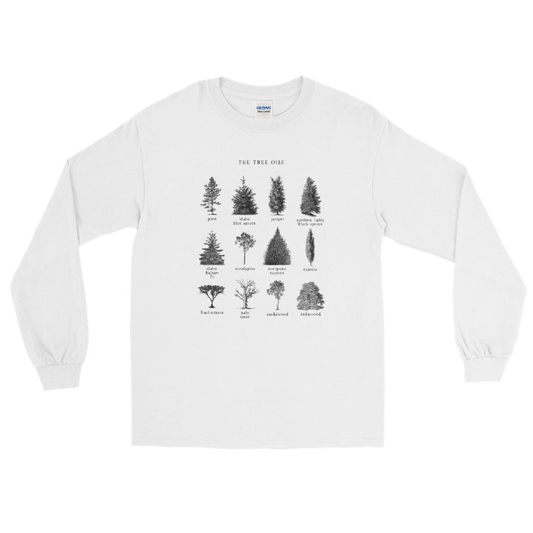 The Tree Oils Long Sleeve T-Shirt