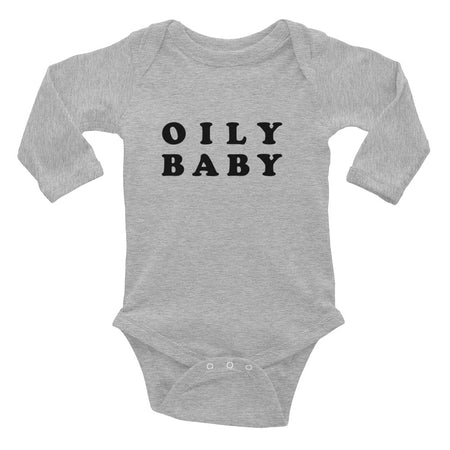 Oily Baby Infant Long Sleeve Bodysuit