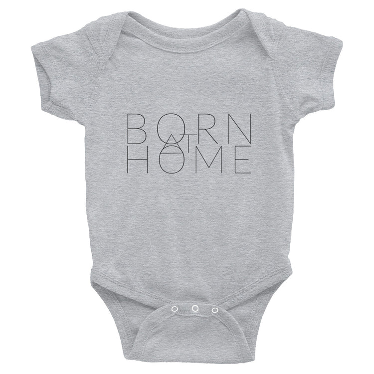 Born at Home Modern Infant Bodysuit