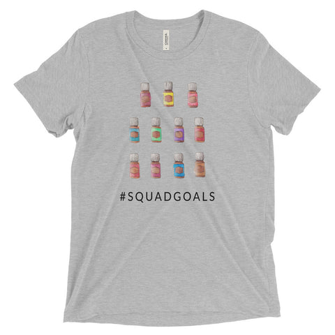 SQUADGOALS Essential Oils Bottle Unisex T-shirt