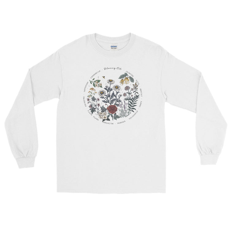 Blooming Oils Long Sleeve Shirt