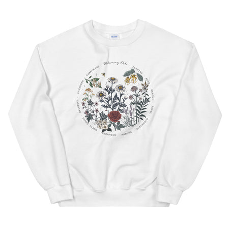 Blooming Oils Unisex Sweatshirt