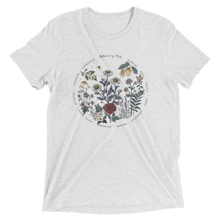 Blooming Oils short sleeve t-shirt