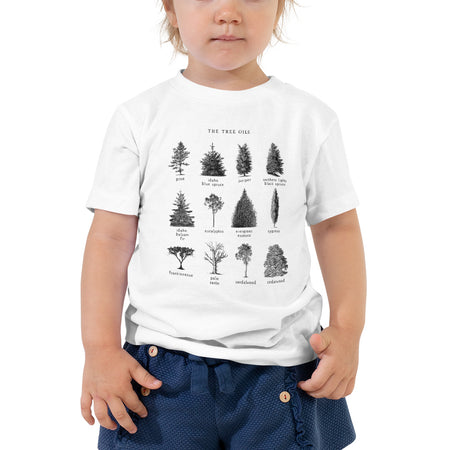 Toddler Tree Oils Short Sleeve Tee