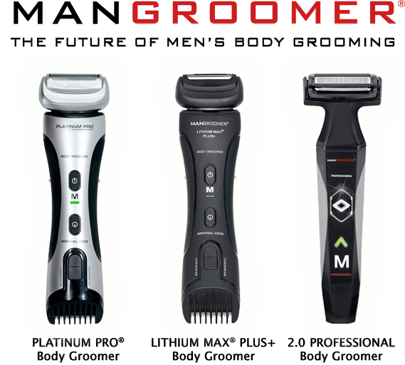 MANGROOMER - The Future of Men's Body Grooming